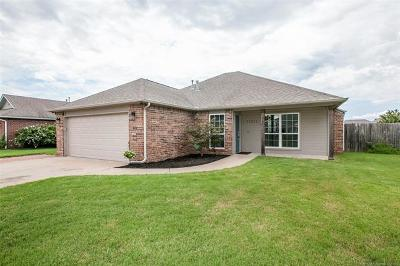 Collinsville Single Family Home For Sale: 11011 E 120th Street North
