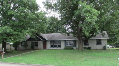 Claremore Single Family Home For Sale: 512 Ridgeview Drive