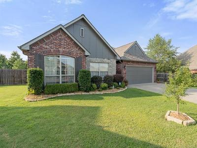 Jenks Single Family Home For Sale: 3715 W 108th Court