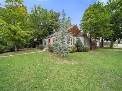 Tulsa Single Family Home For Sale: 2647 E 15th Place