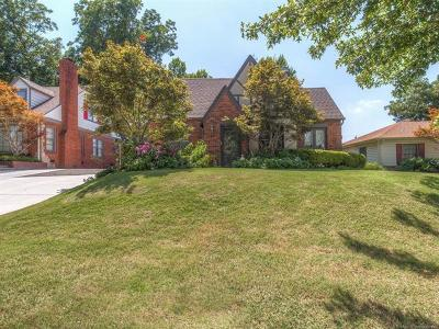 Tulsa Single Family Home For Sale: 2564 S Cincinnati Avenue