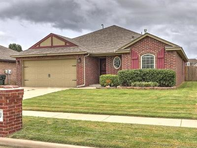 Collinsville Single Family Home For Sale: 13140 E 133rd Street N