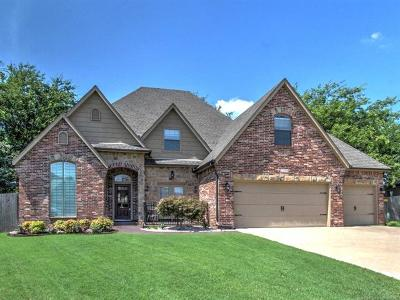 Jenks Single Family Home For Sale: 2308 E 139th Street S