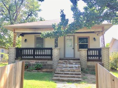 Sand Springs Single Family Home For Sale: 611 N Lincoln Avenue