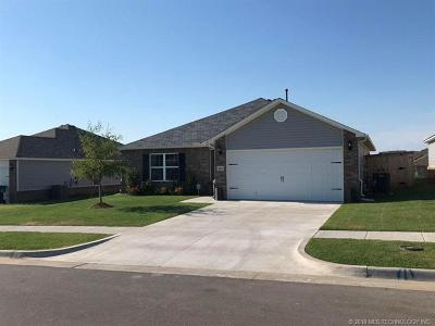 Bixby Single Family Home For Sale: 5833 E 147th Street S