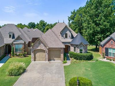 Broken Arrow Single Family Home For Sale: 1558 S Hickory Circle