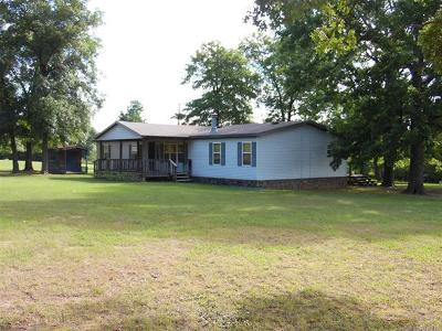 Park Hill Manufactured Home For Sale: 21449 E Horseshoe Bend Road