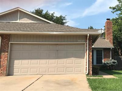 Tulsa OK Rental For Rent: $1,095