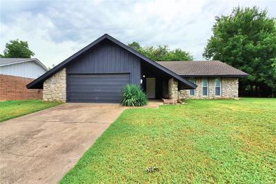 Tulsa Single Family Home For Sale: 5741 S Madison Avenue