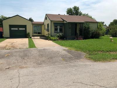 Owasso Single Family Home For Sale: 311 N Birch Street