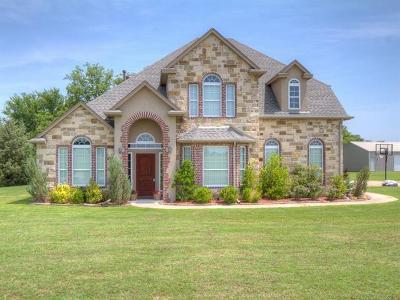 Bixby Single Family Home For Sale: 5618 E 188th Street S