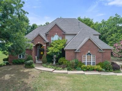 Claremore Single Family Home For Sale: 9892 E Shadowlake Drive