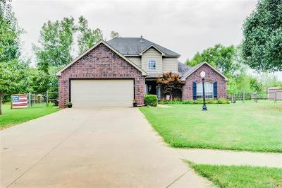 Collinsville Single Family Home For Sale: 10698 E 142nd Place North
