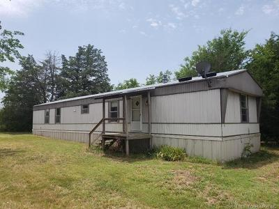 Ada OK Manufactured Home For Sale: $89,000
