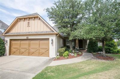 Broken Arrow Single Family Home For Sale: 4208 N Maple Avenue