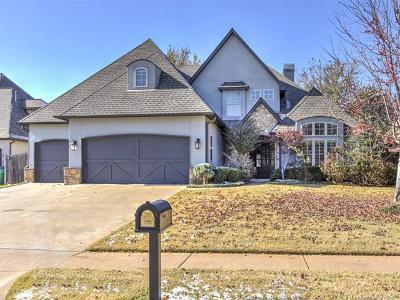 Bixby Single Family Home For Sale: 10492 S 87th East Avenue