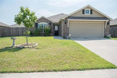 Owasso Single Family Home For Sale: 10909 N 118th East Avenue