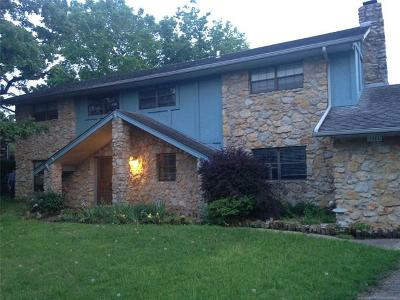 Bartlesville Single Family Home For Sale: 1541 Mountain Drive