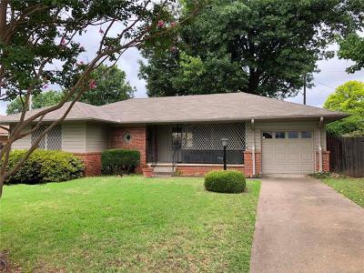 Tulsa Single Family Home For Sale: 3116 S Toledo Avenue