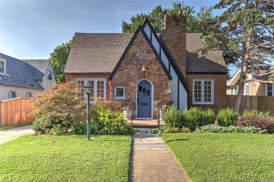 Tulsa Single Family Home For Sale: 2124 E 19th Street
