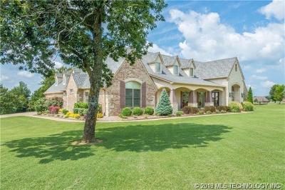 Claremore Single Family Home For Sale: 18670 E Pueblo Road