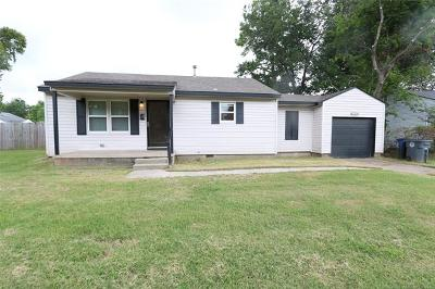 Tulsa OK Single Family Home For Sale: $119,000