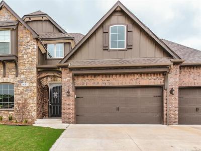 Bixby Single Family Home For Sale: 14415 S Hudson Avenue