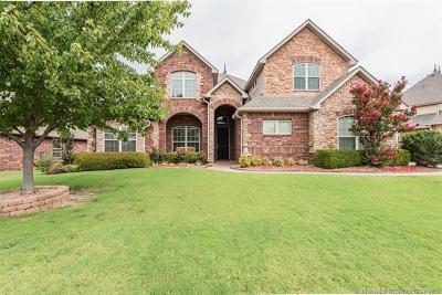 Broken Arrow Single Family Home For Sale: 1452 W Rockport Street