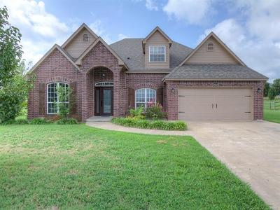 Collinsville Single Family Home For Sale: 5060 E 144th Street N