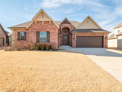 Broken Arrow Single Family Home For Sale: 6020 S 14th Street
