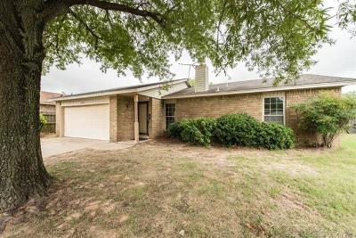 Bixby Single Family Home For Sale: 8509 E 133rd Place S