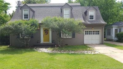 Ada Single Family Home For Sale: 1315 S Johnston Street