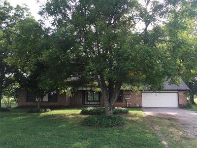 Broken Arrow Single Family Home For Sale: 15220 S 193rd East Avenue