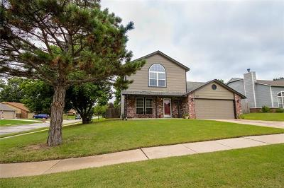 Broken Arrow Single Family Home For Sale: 2532 W Ithica Street