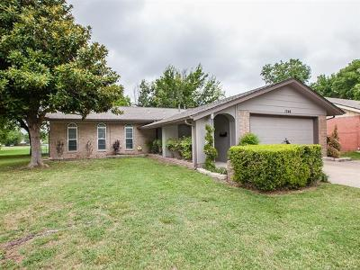 Tulsa Single Family Home For Sale: 1740 S 110th East Avenue