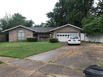 Tulsa Single Family Home For Sale: 10902 E 25th Street