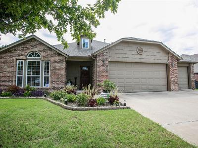 Jenks Single Family Home For Sale: 1406 W 118th Street S