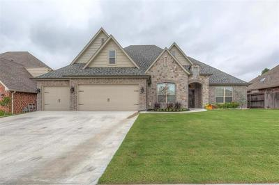 Bixby Single Family Home For Sale: 14548 S Florence Avenue