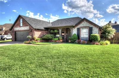 Owasso Single Family Home For Sale: 13302 E 88th Court North