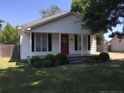 Claremore Single Family Home For Sale: 1218 W Dupont Street