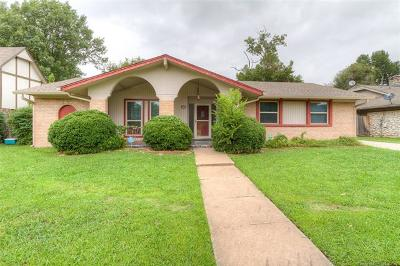 Tulsa Single Family Home For Sale: 12321 E 39th Street