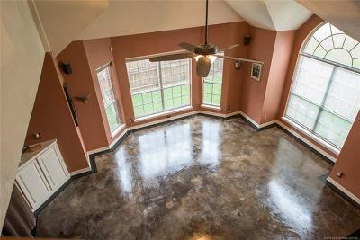 Broken Arrow Single Family Home For Sale: 2020 S Aster Avenue