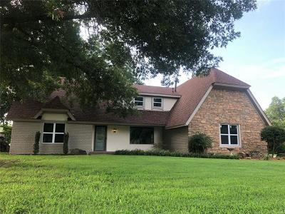 Broken Arrow Single Family Home For Sale: 1409 Sherwood Lane