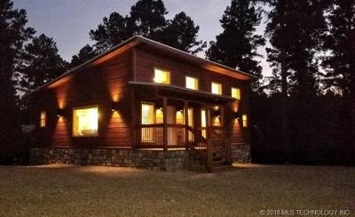 Broken Bow Single Family Home For Sale: 967 Eagle Mountain Trail