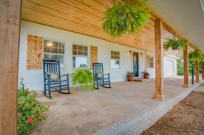 Ada Single Family Home For Sale: 5076 County Road 1570