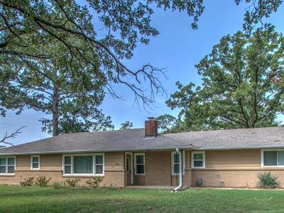 Okmulgee Single Family Home For Sale: 1516 S Woodland Drive
