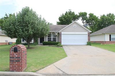 Claremore Single Family Home For Sale: 1009 W 21st Street