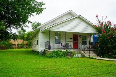 Tulsa Single Family Home For Sale: 4625 S Waco Avenue