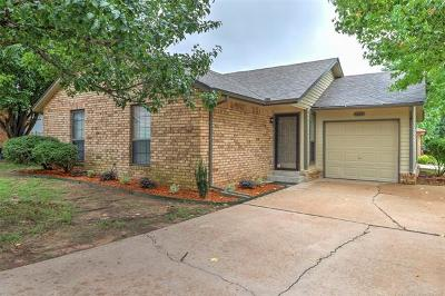 Broken Arrow Single Family Home For Sale: 2729 S Narcissus Place