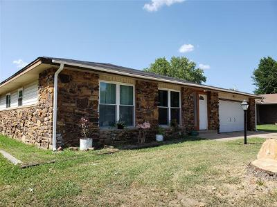 Tulsa Single Family Home For Sale: 3158 S 133rd East Avenue